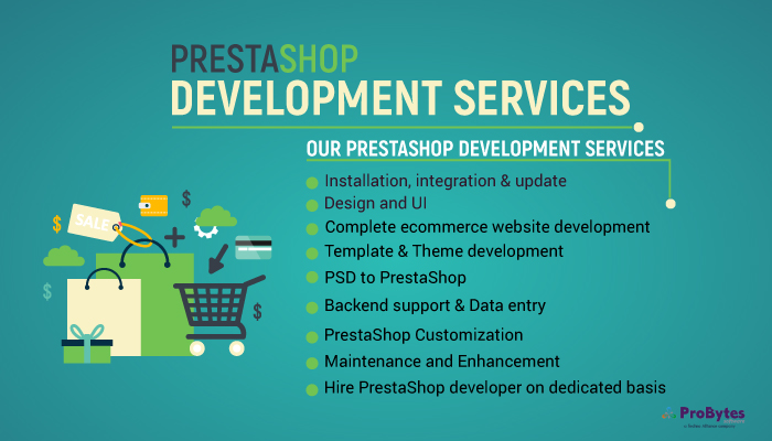 Prestashop Website Development Services Company