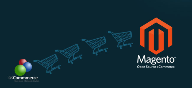 Why Move to Magento from OsCommerce