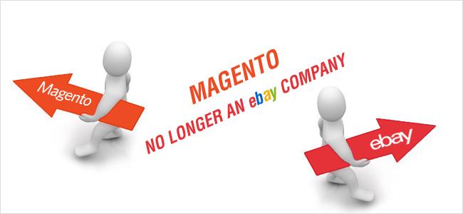 Magento- No Longer an Ebay Company