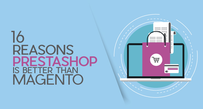 Prestashop website development services