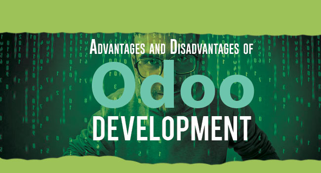 Advantages and Disadvantages of Odoo Development