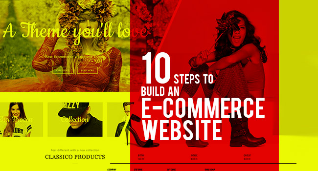 Steps To Build An Ecommerce Website