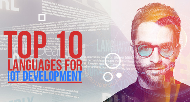 Languages for IOT Development