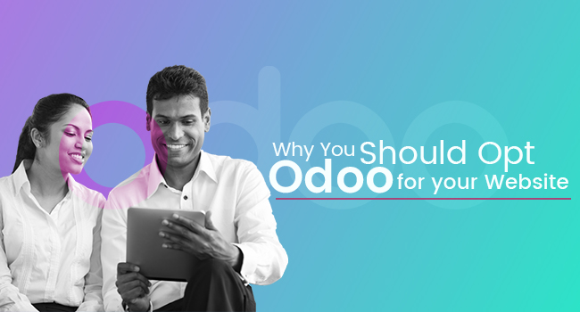 Odoo web development