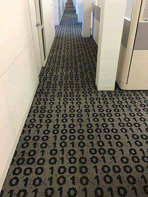 This must be how a programmer's house must be furnished