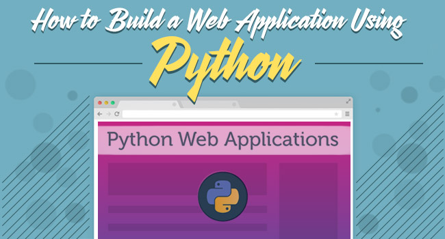 How To Build A Web Application Using Python | ProBytes