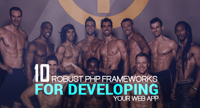 PHP Frameworks for Developing Web App