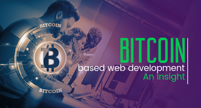 Bitcoin Based Web Development