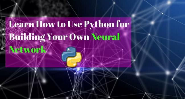 neural network python