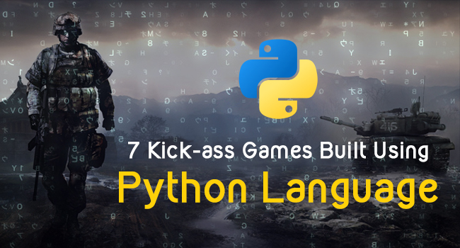 games made with python