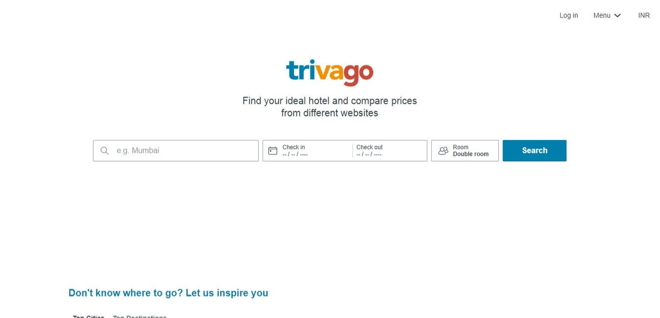 Trivago-Hotel-Booking-Sites