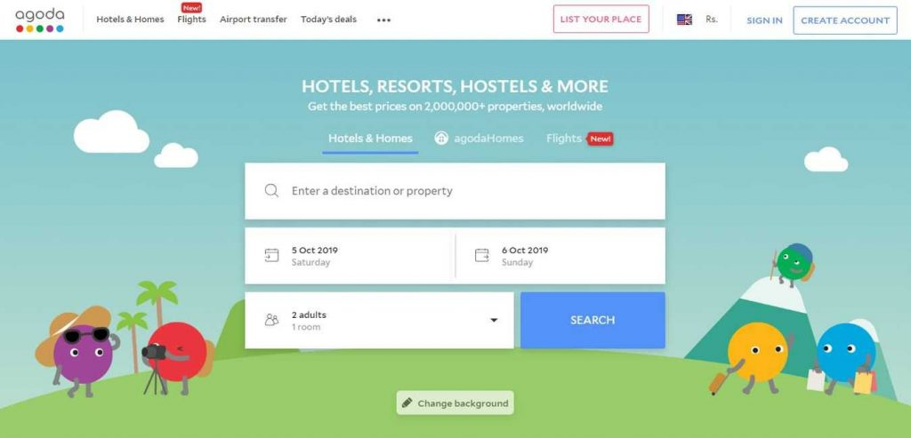 agoda-Hotel-Booking-Sites