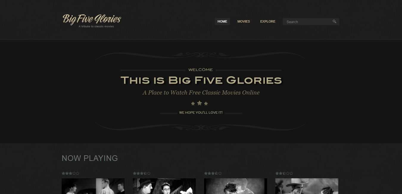 Big-five-glories-Free-Online-Movie-Website