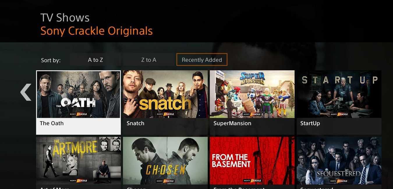 Sony-crackle-Free-Online-Movie-Website