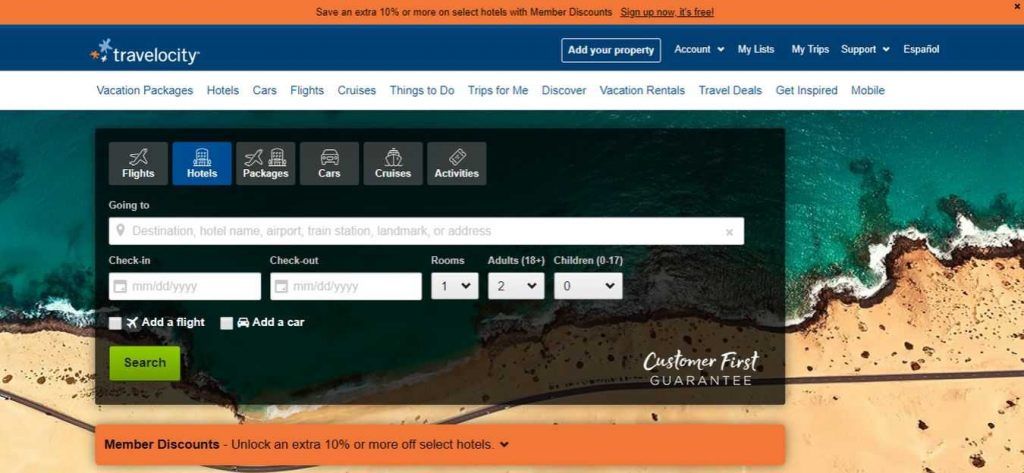 Travelocity-Flight-Booking-Sites