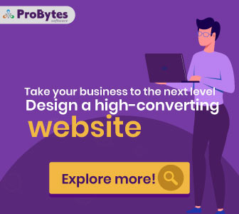 Website design ad banner