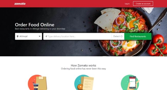 Zomato-Food-Delivery-Websites