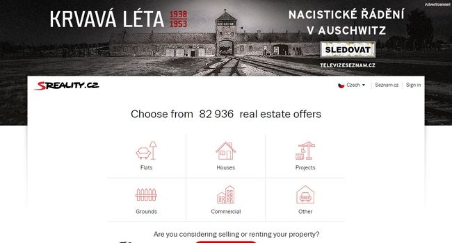 sreality-best-real-estate-websites