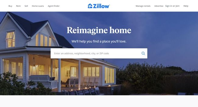 zillow-best-real-estate-websites
