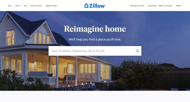 zillow-best-real-estate-websites