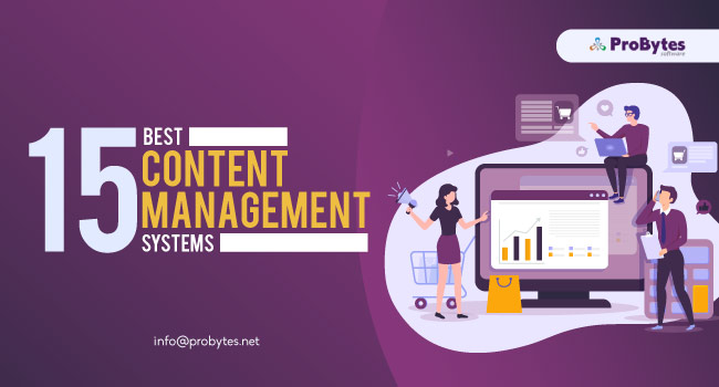 15 Best Content Management Systems