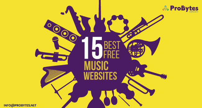 15 Best Free Music Websites