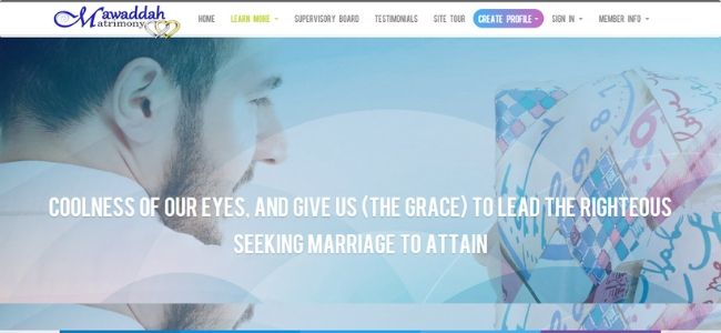 MawaddahMatrimony-best-Matrimonial-Websites
