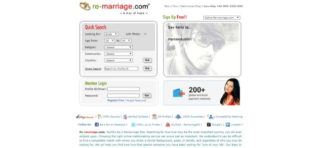 Remarriage-best-Matrimonial-Websites