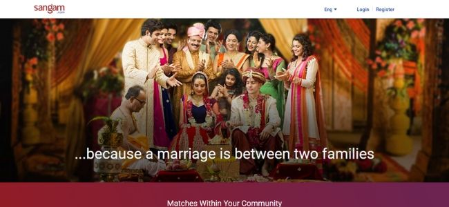 sangam-best-Matrimonial-Websites