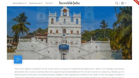 Incredibleindia-Best-Tourism-Websites-in-India