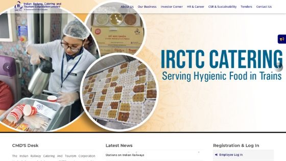 irctc-Best-Tourism-Websites-in-India