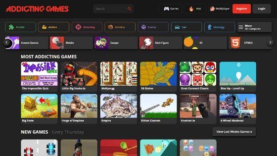 AddictingGames-free-game-websites