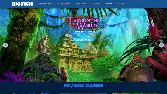 BigFishGames-free-game-websites