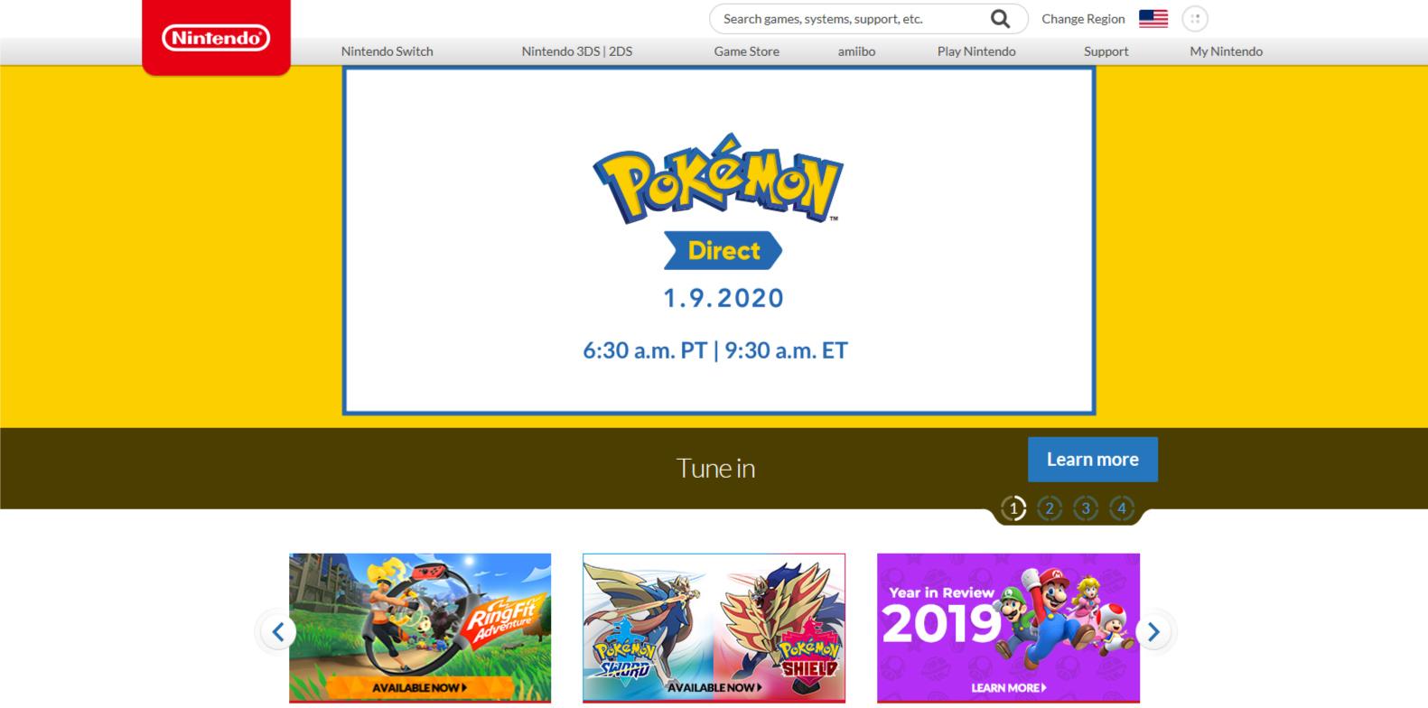 Nintendo-free-game-websites