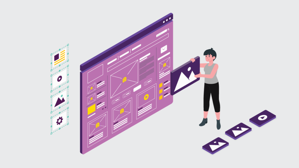 Website-architecture-design-A-complete-Guide-wireframe